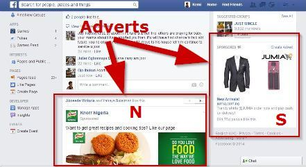 facebook advertising nigeria online google adwords twitter yahoo pay naira