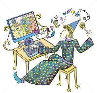 computer wizard