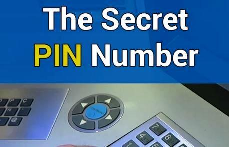 Secret PIN